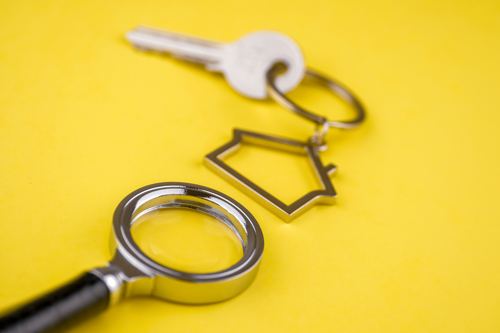 The concept of checking the legal purity of a private house or apartment